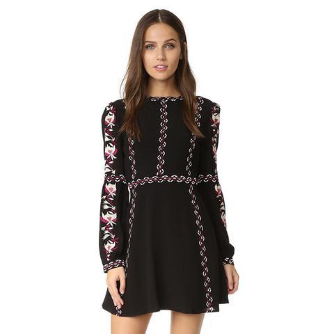 Posey Sweetheart Dress