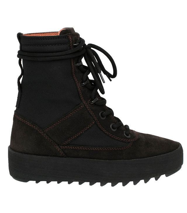 Yeezy Women's Military Boots