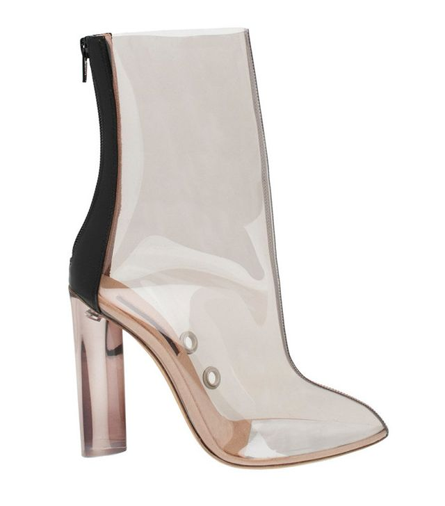 Yeezy PVC Ankle Boots