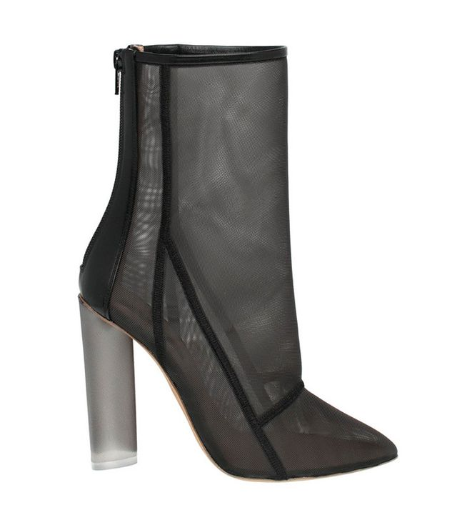 Yeezy Mesh Ankle Boots