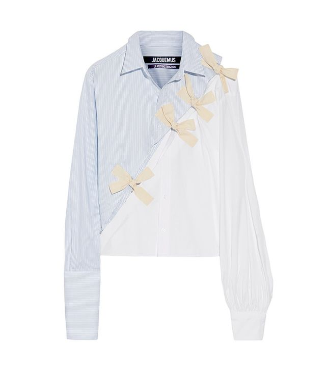 Jacquemus Bow-Embellished Top