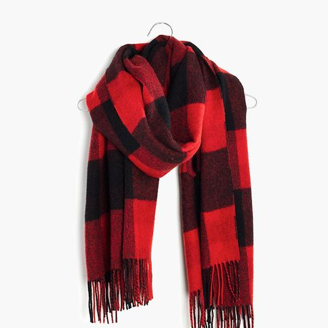 Reversible Cape Scarf