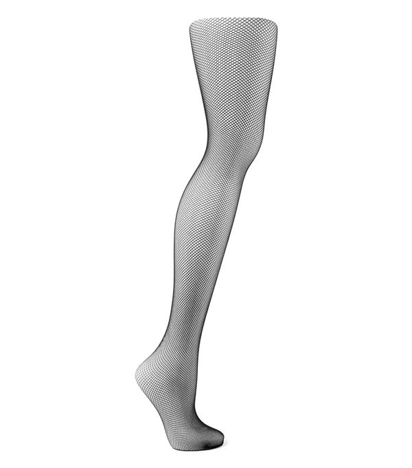 Rules for wearing tights: Wolford Twenties Fishnet Tights