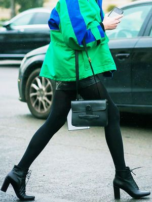 9 New Cool-Girl Rules for Styling Tights That You Won't Find Boring