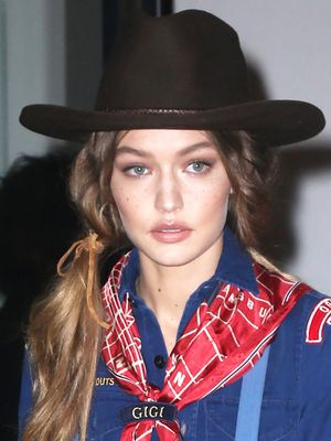 Gigi Hadid's Halloween Costume Was So Stylish
