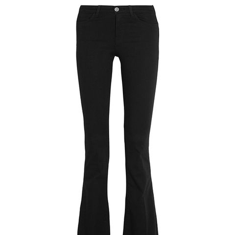 The Bodycon Marrakesh Flared Jeans