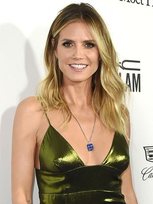 How Heidi Klum Cloned Herself Five Times Last Night