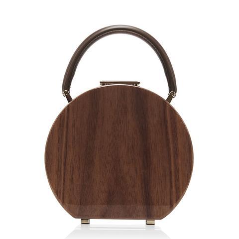 American Walnut Wood Bumi 14 Bag