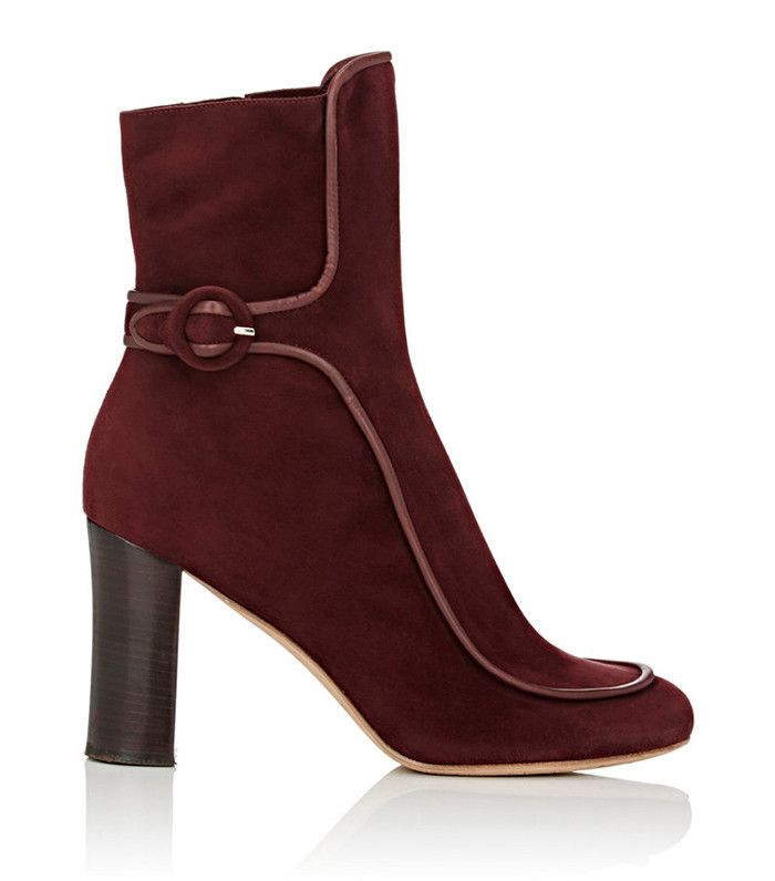 Derek Lam Piped Ankle Booties