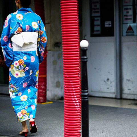 The Best Kimono Outfits From Fashion Insiders