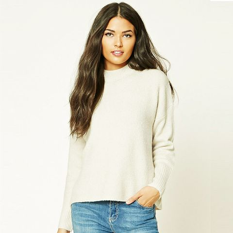 Contemporary Dolman Sweater