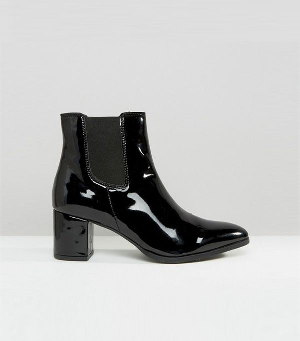 Park Lane Heeled Chelsea Boots