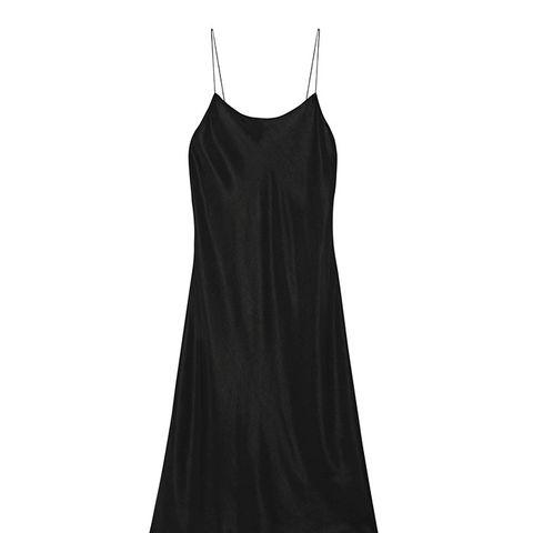 Washed-Polin Dress