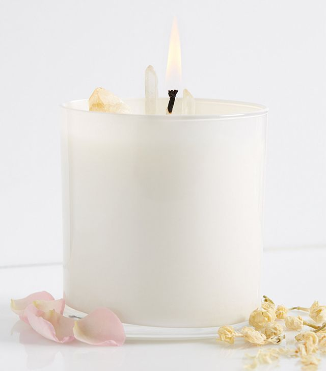 Free People Soy Quartz Crystal Candle