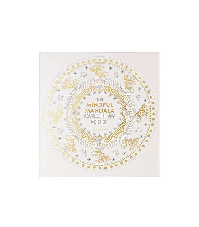 Urban Outfitters The Mindful Mandala Coloring Book : Inspiring Designs For Contemplation, Meditation And Healing By Lisa Tenzin-Dolma