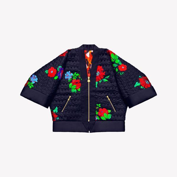 Kenzo x H&M, Reversible Silk Kimono, ($269)