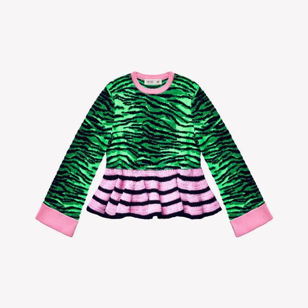 Kenzo x H&M, Wool-Blend Jumper ($100)