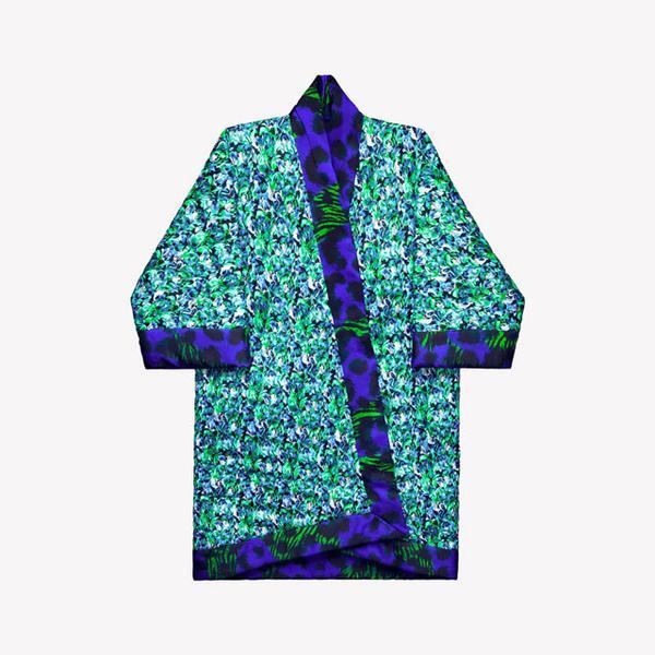Kenzo x H&M, Reversible Silk Kimono, ($299)