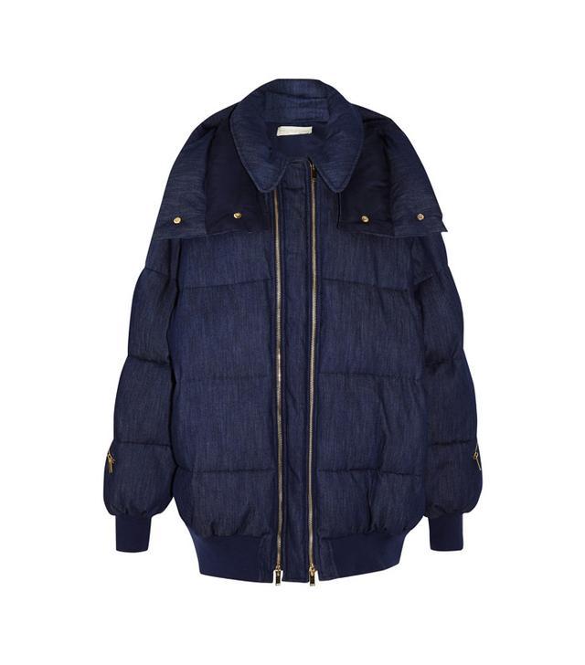 Stella McCartney Mietta Oversized Denim Jacket