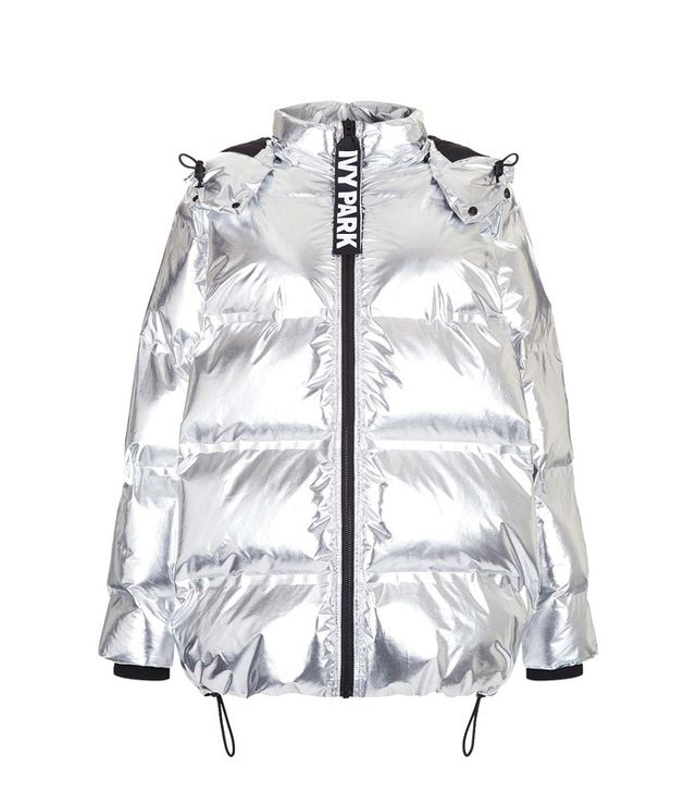 Topshop Oversized Bonded Puffer by Ivy Park