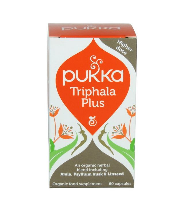 How to lose weight quickly: Pukka Triphala Plus