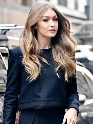 Gigi Hadid's Outfit Seems Simple, Until You See Her Shoes