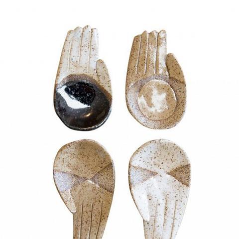 Ceramic Open Palm
