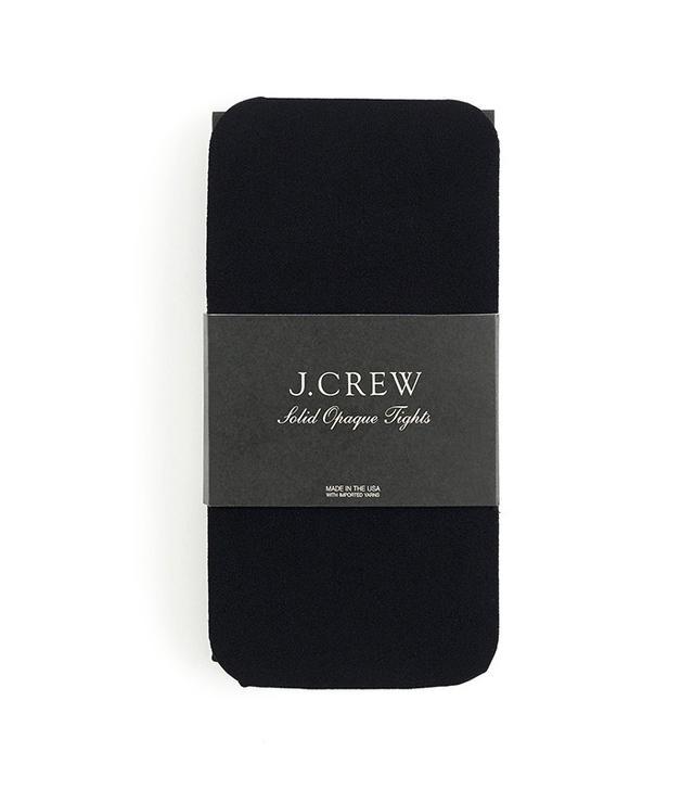 J.Crew Opaque Tights
