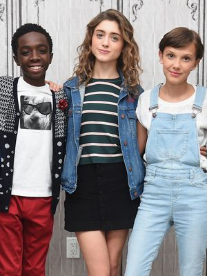 What If the Stranger Things Kids Wore Vetements Instead?