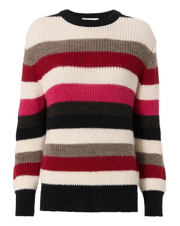 Iro Solal Stripe Sweater