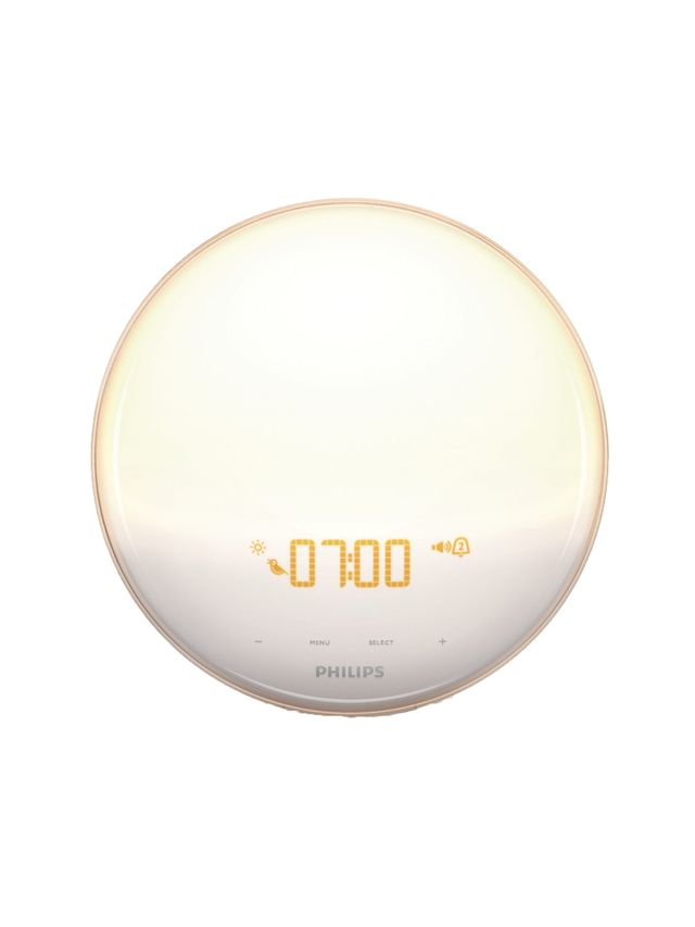 Philips Wake-Up Light With Sunrise Simulation