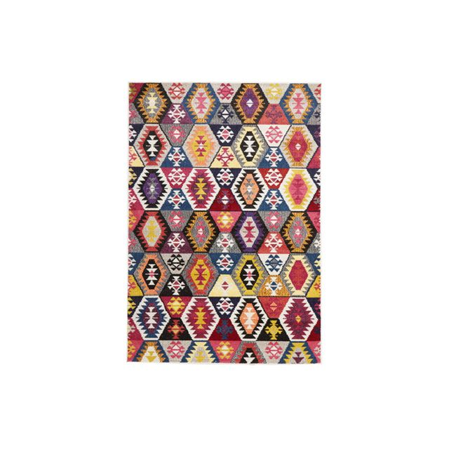 Temple & Webster Kelim Modern Rug