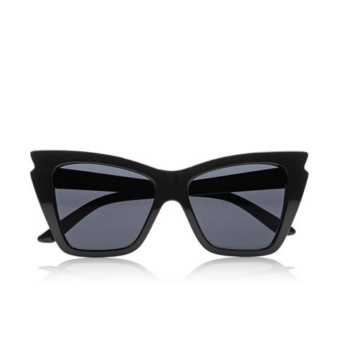 Rapture Cat-Eye Acetate Sunglasses