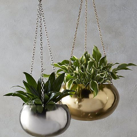 2-Piece Raj Hanging Planter Set