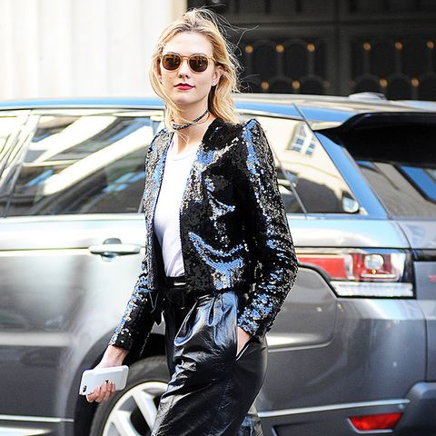 8 Going-Out Looks to Wear With Flats