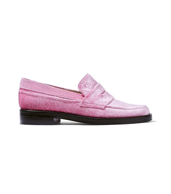MR by Man Repeller The Alternative to Bare Feet Loafers