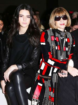 Why Kendall Jenner and Anna Wintour Share a Birthday, According to Astrology