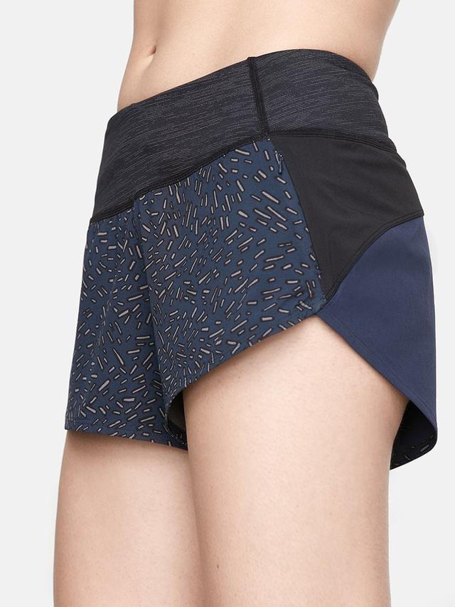 Outdoor Voices Tri-Tone Hudson Shorts