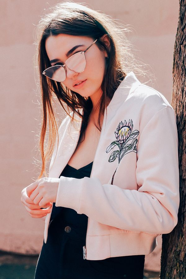 WHO: Shelby Hamilton WHAT: Blogger and model