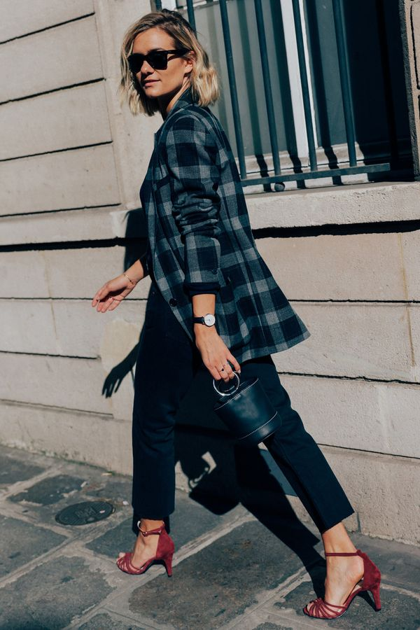 WHO: Anne-Laure Mais WHAT: Fashion editor, founder of Adenorah