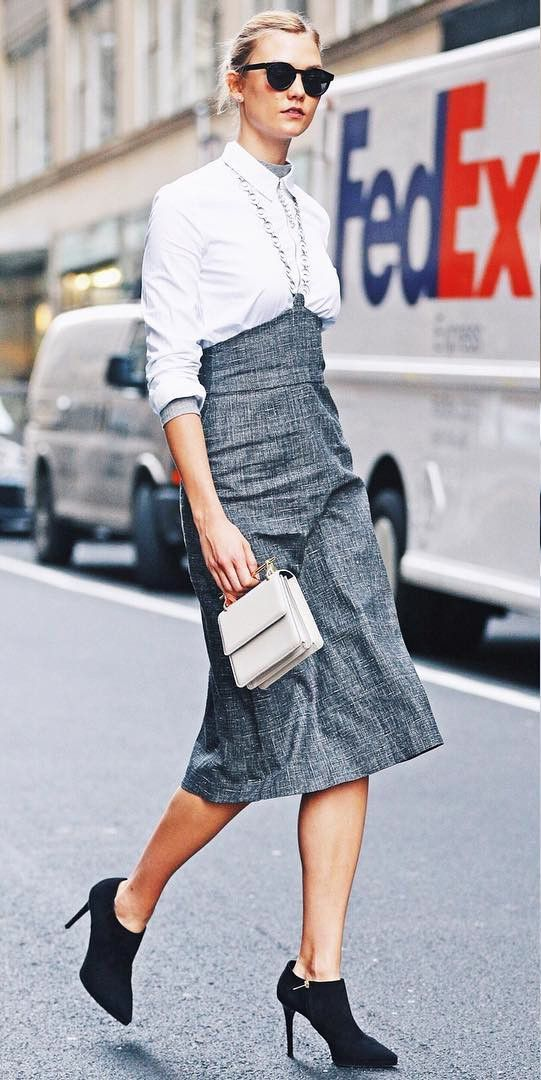 Karlie Kloss Style New York City November 2 2016