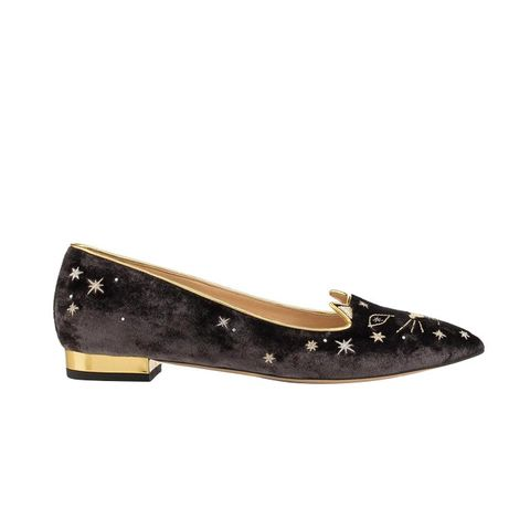 Mid-Century Kitty Flats