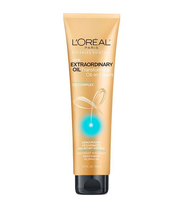 L'Oréal Paris Advanced Haircare Extraordinary Oil Nourish Transforming Oil-in-Cream