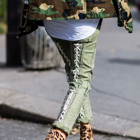 This Provocative Pant Trend Is Getting Huge