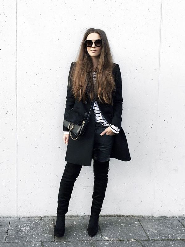 Style Notes: Cindy van der Heyden knows that to take your footwear into autumn, it's all about an over-the-knee boot. They're not just empowering to walk in and great to look at, but...