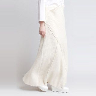 Alpaca Origami Skirt