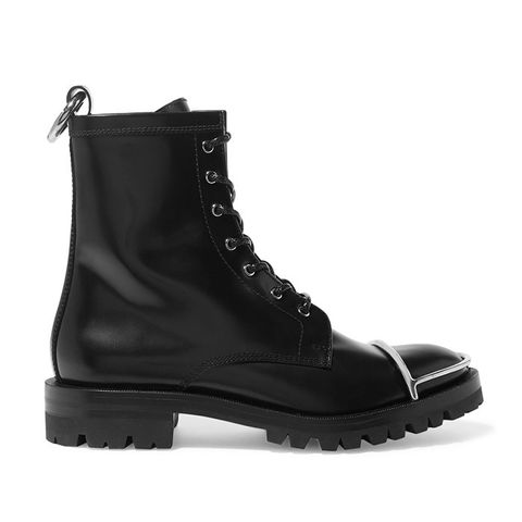 Lyndon Leather Boots
