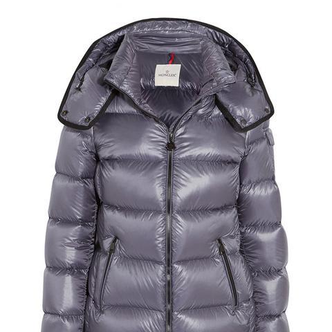 Berre Metallic Shell Down Jacket