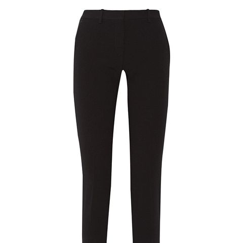 Arrow Stretch-Crepe Tapered Pants