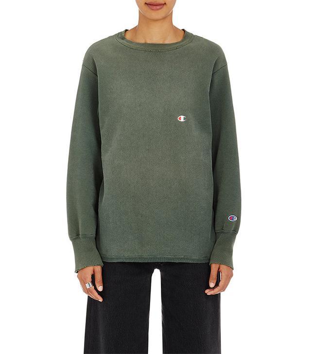 Re/Done x Champion Sweatshirt